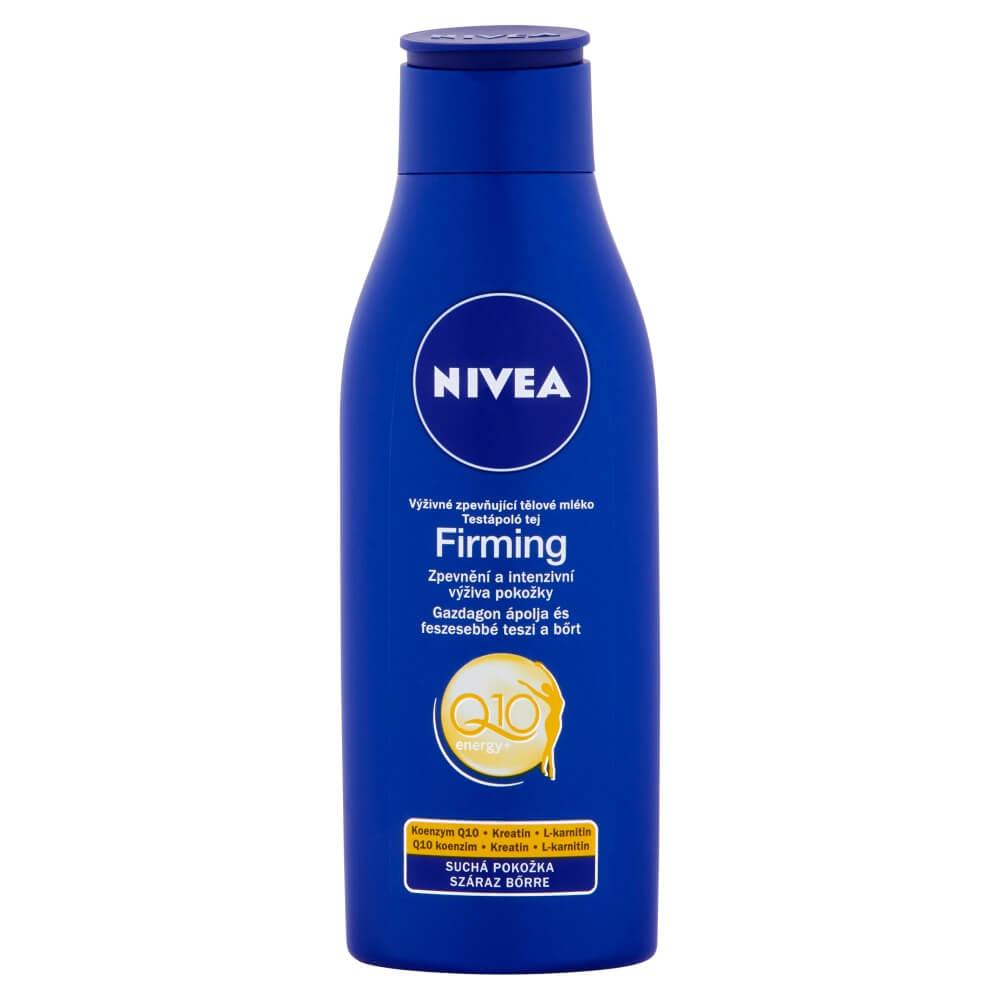 NIVEA Výživné telové mlieko Q10 energy+ 250 ml