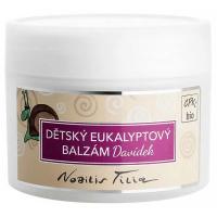 NOBILIS TILIA Detský eukalyptový balzam Davídek 50 ml