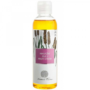 NOBILIS TILIA Masážny olej proti striám 200 ml