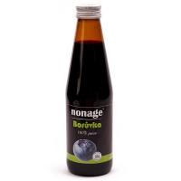 NONAGE Čučoriedka 100% juice premium 250 ml BIO