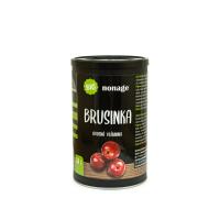 NONAGE Ovocná vláknina brusnica BIO 150 g