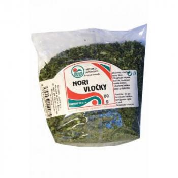 SUNFOOD Nori green vločky 80 g