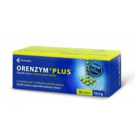 NOVENTIS Orenzym Plus 50 tabliet