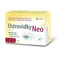 NOVENTIS Ostrovidky Neo 30 + 15 kapsúl ZADARMO