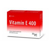 NOVENTIS Vitamín E 400 30 kapsúl
