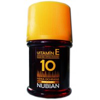 Nubian olej na opaľovanie OF10 60 ml