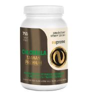 NUPREME Chlorella Taiwan premium 750 tabliet
