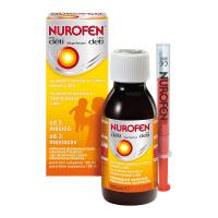 NUROFEN pre deti perorálna suspenzia 100 ml