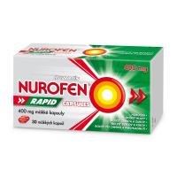 NUROFEN Rapid 400 mg 30 kapsúl