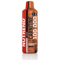 NUTREND Carnitine 100 000 Pomaranč 1000 ml