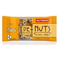 NUTREND DeNuts orechová tyčinka kešu a mandle 35 g