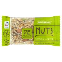 NUTREND DENUTS Orechová tyčinka Pistácie+slnečnica 35 g