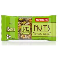NUTREND DeNuts orechová tyčinka pistácie a slnečnice 35 g