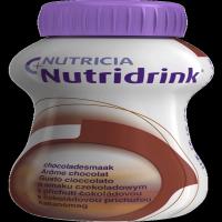 NUTRIDRINK S čokoládovou príchuťou 4x 200 ml