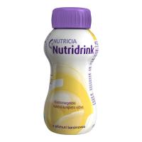 NUTRIDRINK S banánovou príchuťou 4x200 ml