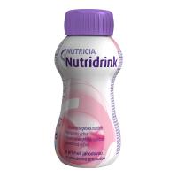 NUTRIDRINK S jahodovou príchuťou 4x200 ml