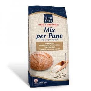 NUTRIFREE Bezlepková zmes na pečivo 1 kg