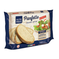 NUTRIFREE Domáce krájaný chlieb 300 g (4X75 g)