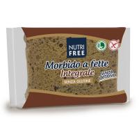 NUTRIFREE Toastový chlieb celozrnný bez lepku 125 g