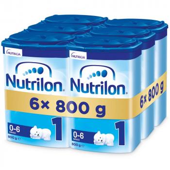 NUTRILON 1 Pronutra balenie 6x800g