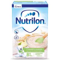 NUTRILON Pronutra Obilno-mliečna kaša 7 cereálií s ovocím 225 g