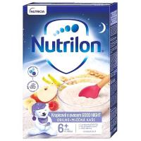 NUTRILON Pronutra Obilno-mliečna kaša Krupicová s ovocím GOOD NIGHT