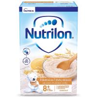 NUTRILON Pronutra Obilno-mliečna kaša Piškótová 7 druhov obilnín 225 g