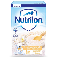 NUTRILON Pronutra Prvá obilno-mliečna kaša ryžová s príchuťou vanilky225 g