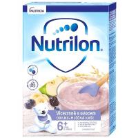 NUTRILON Pronutra Obilno-mliečna kaša Viaczrnná s ovocím 225 g