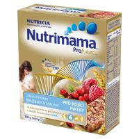 NUTRIMAMA Profura Cereálne tyčinky s brusnicami a malinami 5 x 40 g