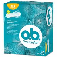O.B. ProComfort Normal 56 ks
