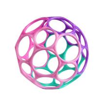 BRIGHT STARTS Hračka Oball Classic 10 cm 0 m+ Ružovo / fialová