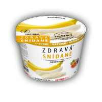 OBEZIN Zdravé raňajky Banán a figy 78 g
