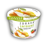 OBEZIN Zdravé raňajky Hruška a figy 78 g
