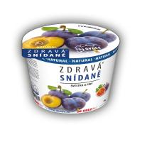 OBEZIN Zdravé raňajky Slivka a figy 78 g