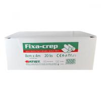 Ovínadlo fixačné Fixa - Crep 8 cm x 4 m 20 ks Batist