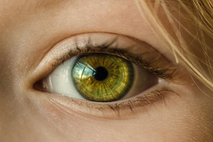 Očná jóga pre unavené oči