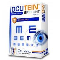 OCUTEIN Brillant Lutein 25 mg 30 toboliek
