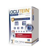 OCUTEIN Brillant 60 kapsúl + očné kvapky