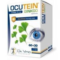 OCUTEIN Ginkgo luteín 15 mg DaVinci 60 + 30 toboliek