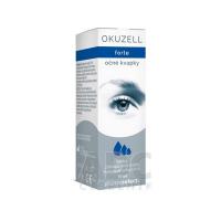 OKUZELL Forte očné kvapky 10 ml