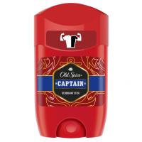OLD SPICE Tuhý dezodorant Captain 50 ml