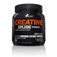 Creatine Xplode, Kreatín, 500 g, Olimp - Ananás