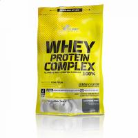 Whey Protein Complex 100%, Srvátkový proteín, 700 g, Olimp - Jahoda