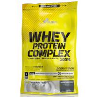 Whey Protein Complex 100%, 2270 g, Olimp - Vanilka