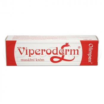 Olimpex Viperoderm krém s hadím jedom 100 ml - tuba