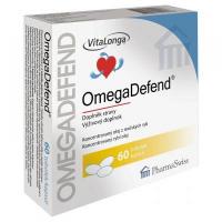 SWISSPHARMA Omega defend 60 kapsule