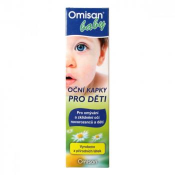 OMISAN Baby Očné kvapky pre deti 50ml