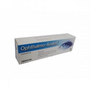 OPHTHALMO-AZULEN UNG OPH 1 x 5g