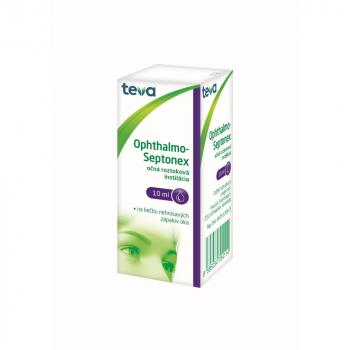 OPHTHALMO-SEPTONEX očná roztoková instilácia 10 ml
